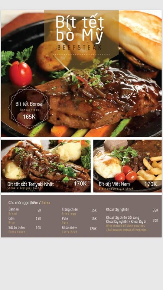 Review Nhà hàng 109-110K1 Giảng Võ, Đống, Đa, Hà Nội (Âu - Á)