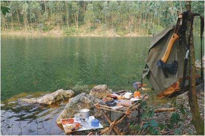 Tìm bạn ngủ rừng cuối tuần này ❤️ Địa điểm mới gần HN