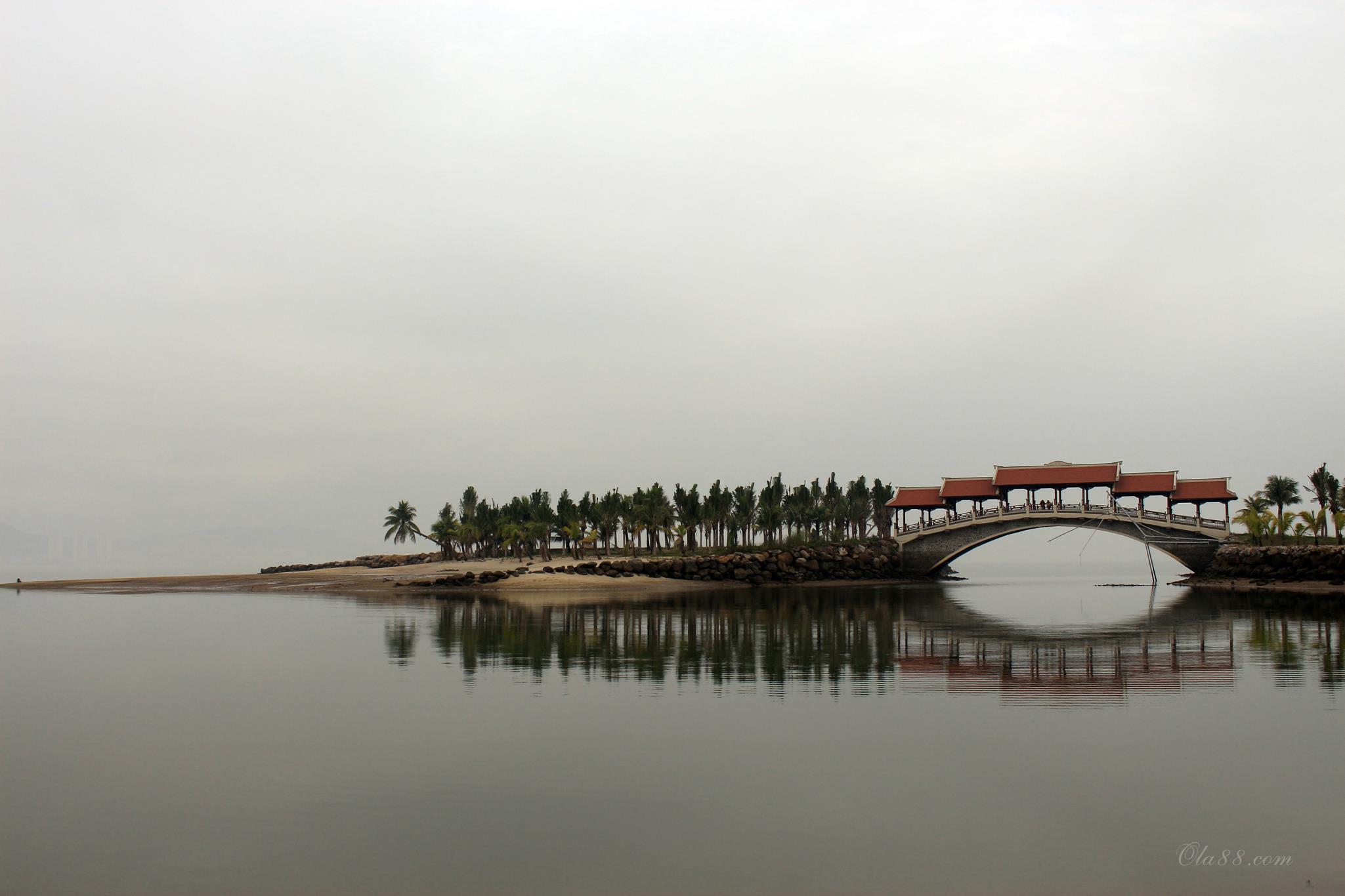 Ảnh - Hạ Long một ngày đông