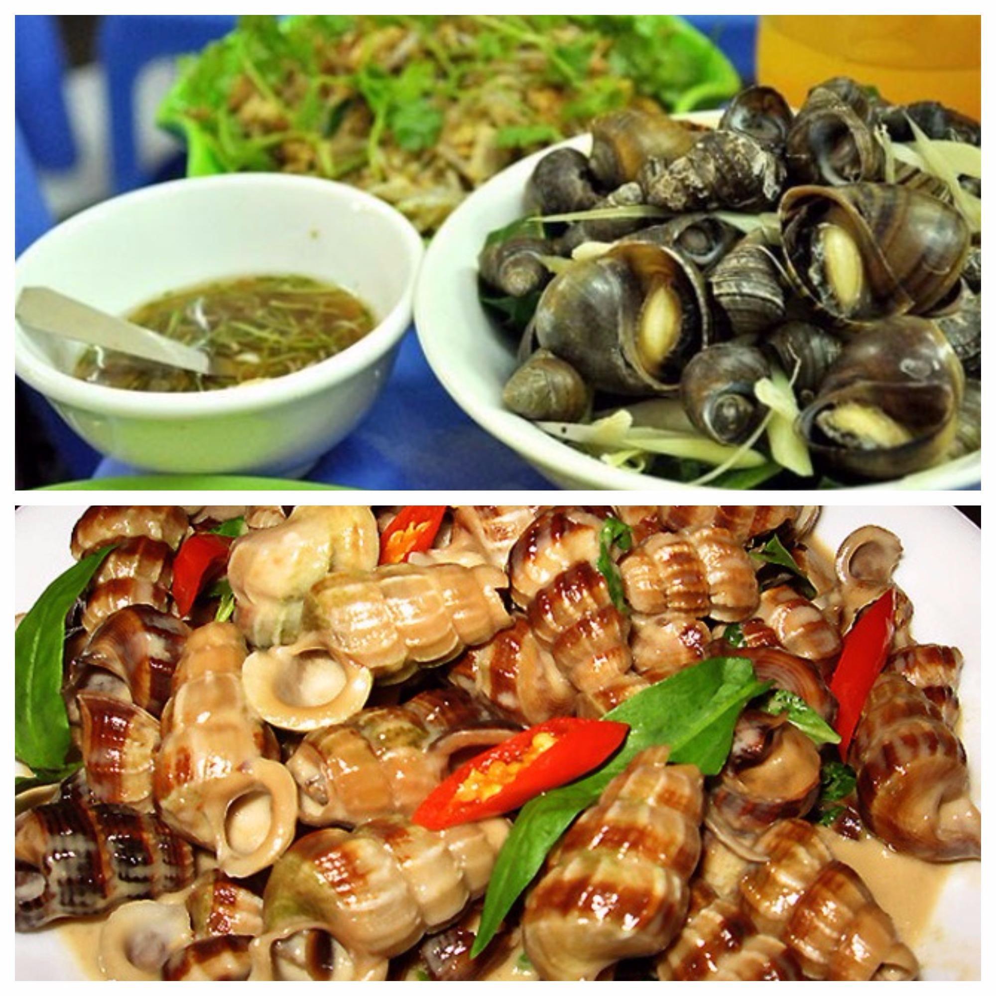 Giới thiệu 5 món Hải sản ngon ở Hạ Long