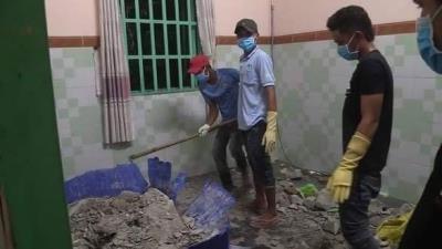 Các hung thủ vụ vùi xác thùng bê tông