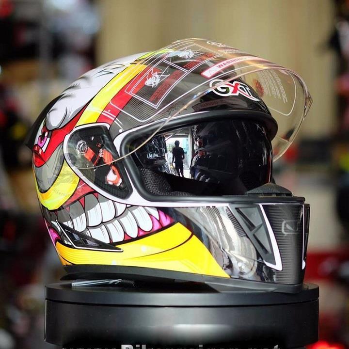 Mũ bảo hiểm GXT 358 Tucan