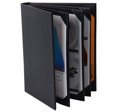 Địa chỉ may bìa menu da, sản xuất bìa menu quán ăn, làm cuốn thực đơn da, đặt may bìa menu đẹp
