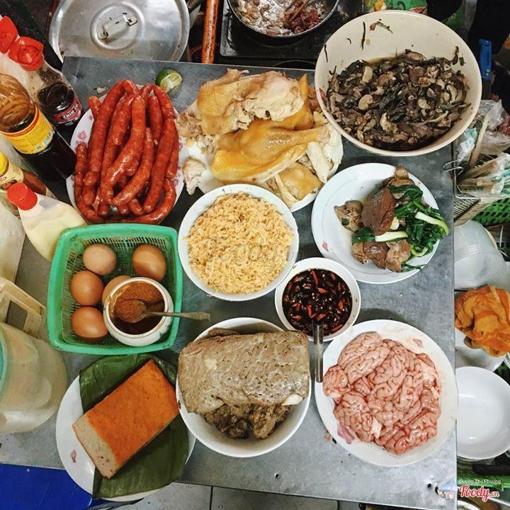 Giới thiệu quán cháo phở mì xào, xôi rán Tô Tịch, Quận Hoàn Kiếm, Hà Nội