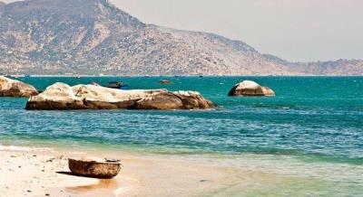 Các bãi biển đẹp của Phan Rang Ninh Thuận