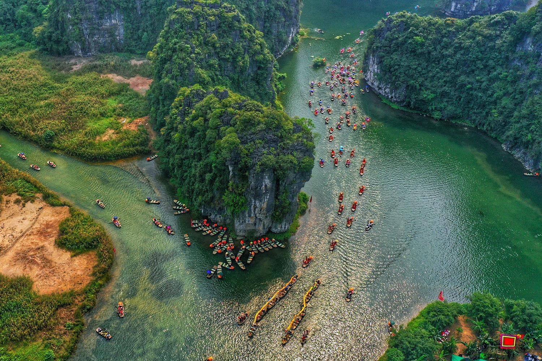 Những cung đường xuyên Việt từ Nam ra Bắc
