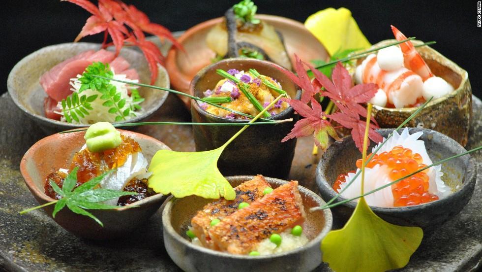 Top 10 nhà hàng tốt nhất châu Á