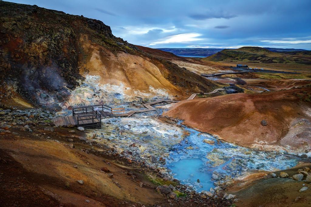 Iceland hòn đảo của lửa và băng