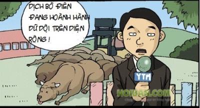 Truyện hài Hàn xẻng P392 - Giải pháp tối ưu