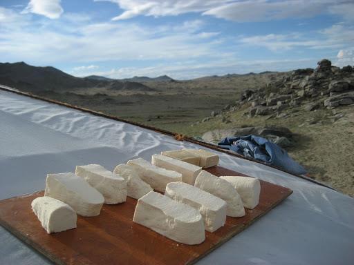Món ngon bất ngờ khi đến Mông Cổ
