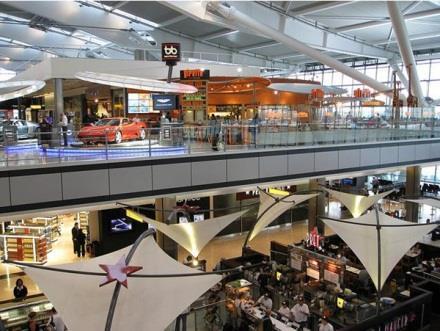 Cùng khám phá 5 sân bay hàng đầu thế giới