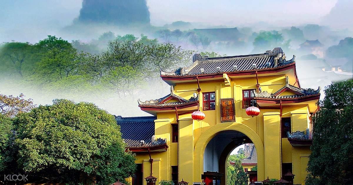 Bí kíp bỏ túi khi tới thành phố du lịch Quế Lâm, Trung Quốc