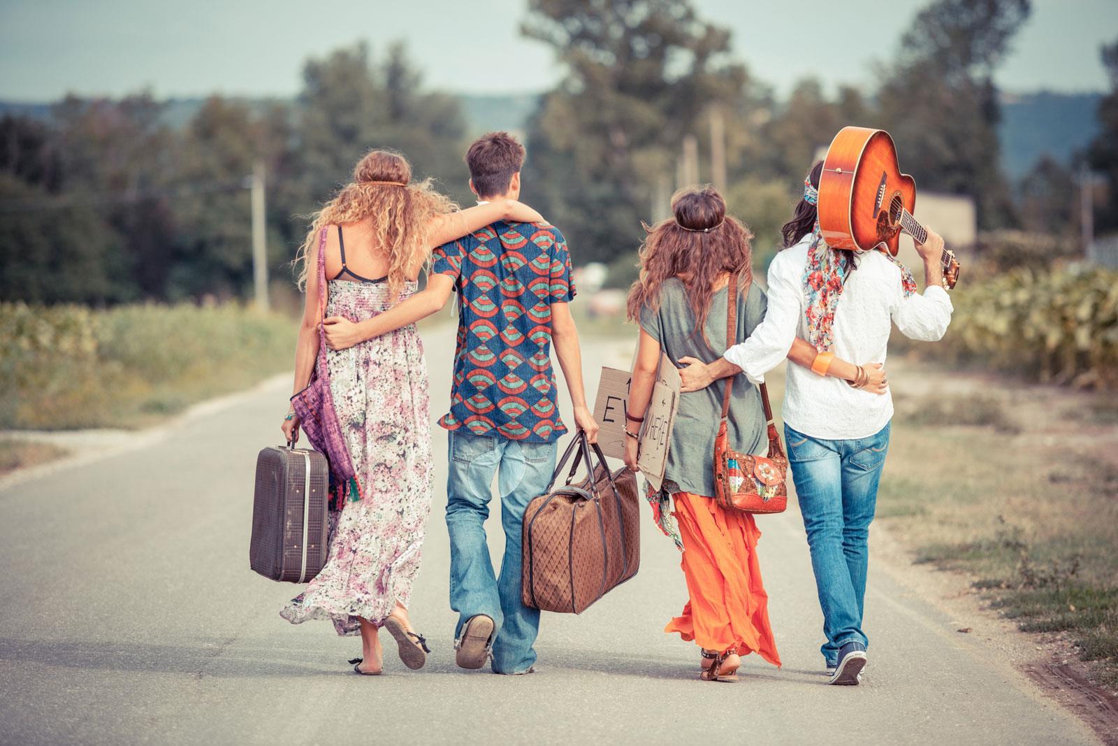Tìm hiểu về phong cách sống Hippie