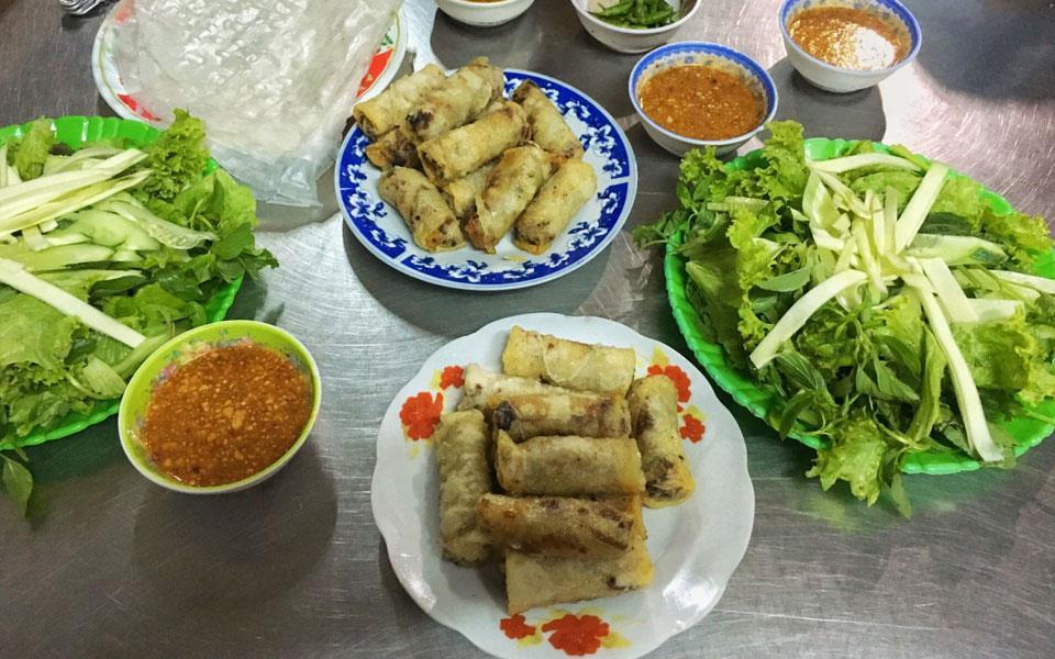 Bản đồ các quán ăn vặt ở thành phố Tuy Hòa