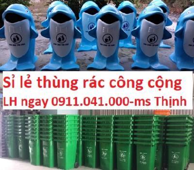 Thùng rác công cộng nhập khẩu số lượng lớn lh 0911.041.000