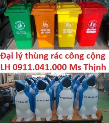 Thùng rác giá sỉ thùng rác giá lẻ lh 0911.041.000