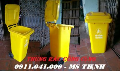 Kinh doanh các loại thùng rác gọi 0911.041.000