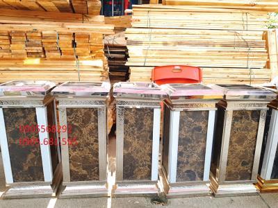 Chuyên cung cấp thùng rác đá hoa cương giá rẻ tại Gia Lai