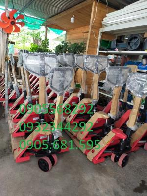Chuyên cung cấp xe nâng tay chính hãng, bảo hành tốt 0905568292