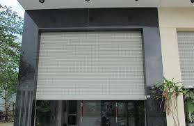 Làm cửa cuốn quận Tân Phú